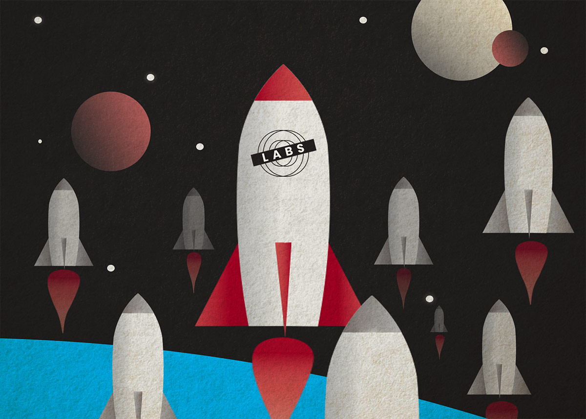 Orion Labs rockets launched to space